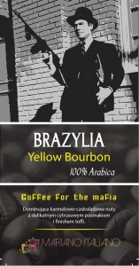 Kawa Brazylia Yellow Bourbon